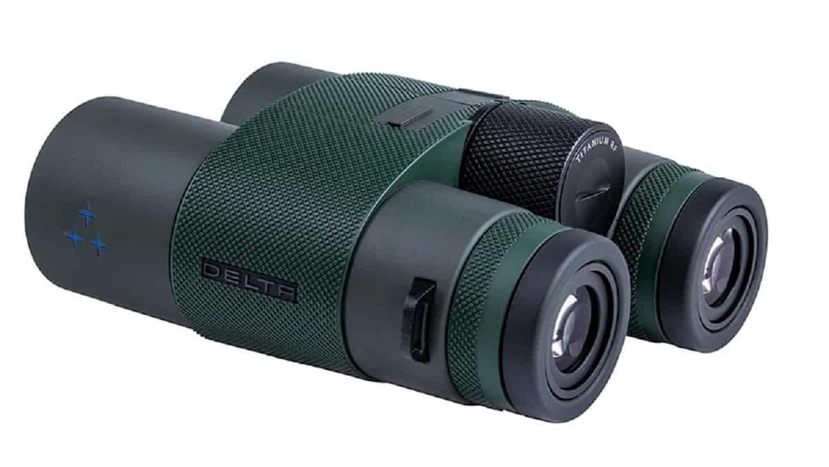 Delta presenta el prismático con telémetro Delta-T 9×45 HD RF