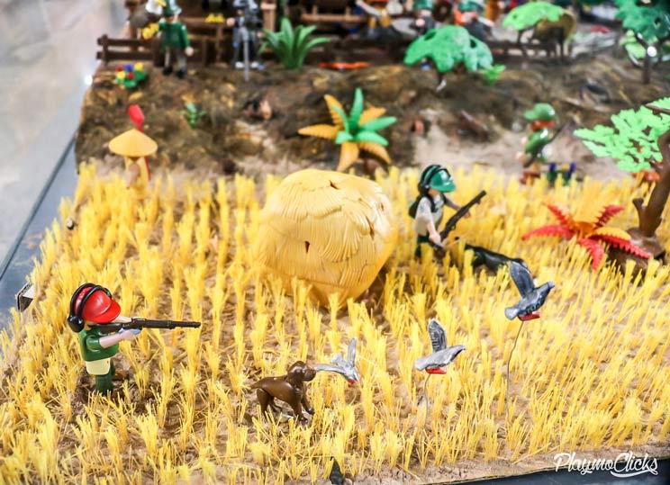 Playmobil caza