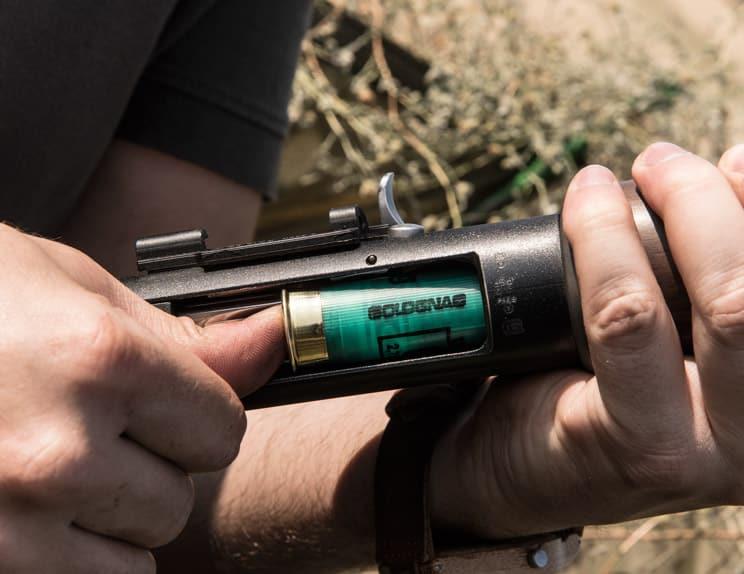 Un estudio demuestra que el plomo de los perdigones de caza no perjudica al medio ambiente