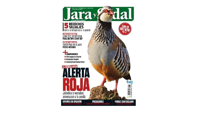 En febrero disfruta de los mejores contenidos cinegéticos ¡con Jara y Sedal!
