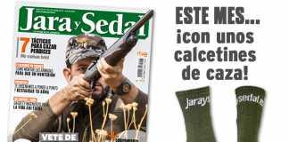 En octubre gratis con Jara y Sedal... ¡unos exclusivos calcetines de caza!