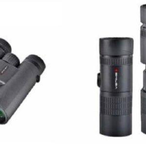 Novedades Shilba: monocular Zoom 7-17x30 y prismáticos Outlander 10x42