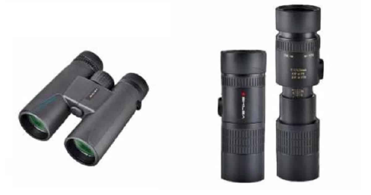 Novedades Shilba: monocular Zoom 7-17×30 y prismáticos Outlander 10×42