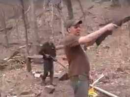 prueba vieja escopeta
