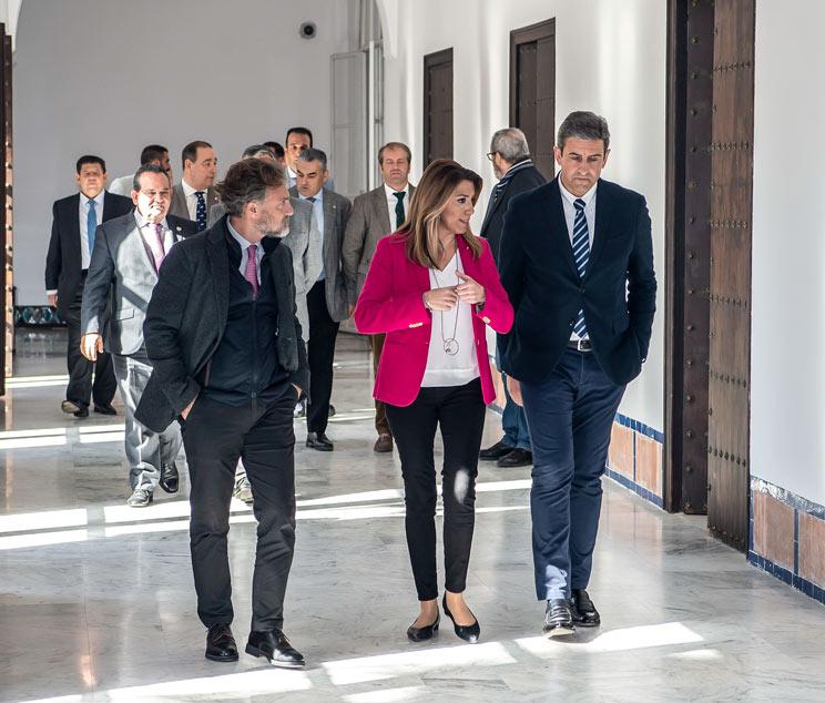 Susana Díaz Caza