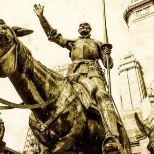 Sí, Don Quijote es cazador. Así era la caza en la época de Cervantes