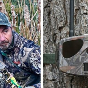 Roban la cámara de fototrampeo a un cazador, que ofrece más de 4 mil euros por recuperarla