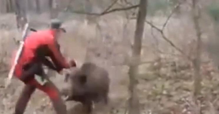 Los 20 ataques de jabalíes a cazadores más compartidos en las redes sociales