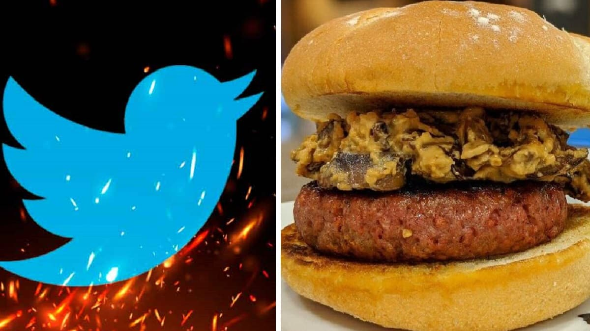 Las redes arden con la afirmación de este científico sobre las 'hamburguesas' y 'salchichas' veganas