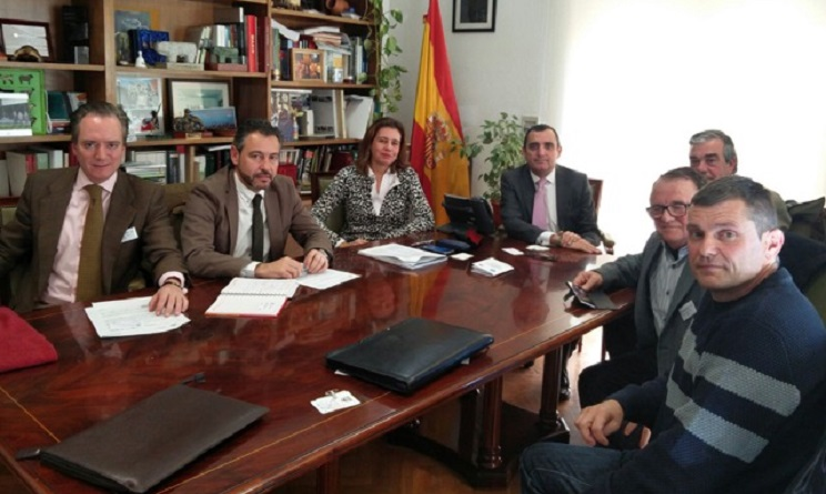 ONC y el MAPAMA colaborarán en la aplicación de medidas por los recientes brotes de influencia aviar
