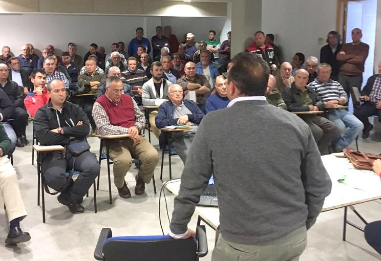 Andalucía cerrará 25 cotos