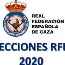 La RFEC convoca elecciones para su presidencia y asamblea general
