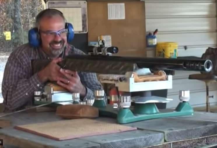 Rifles que nadie en su sano juicio se atrevería a disparar
