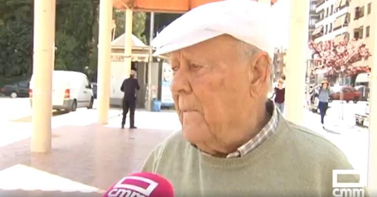 Roban la perdiz a un anciano y este inicia una campaña para recuperarla