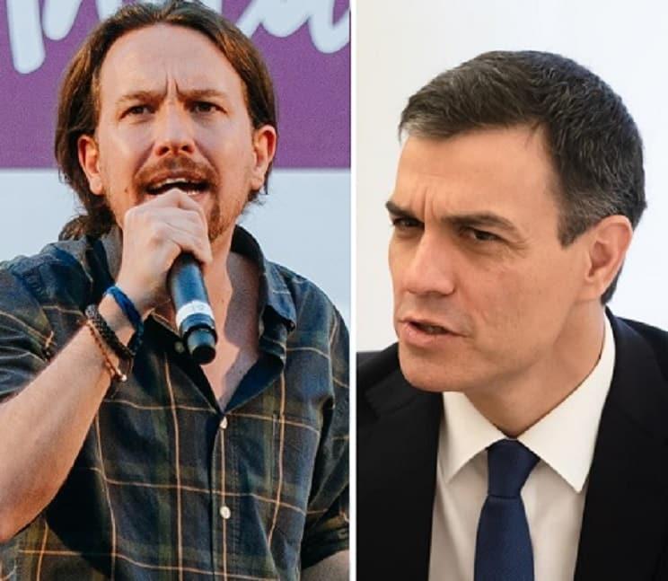 Sánchez rechaza una propuesta de Gobierno de Podemos llena de medidas animalistas