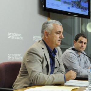 «El Gobierno de Aragón no va a prohibir la munición de plomo para la caza»
