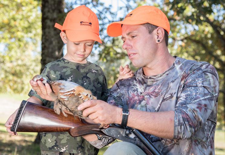 Armas: Consejos para inculcar las normas de seguridad a los más pequeños