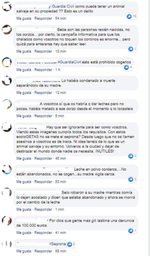 Dos animalistas se jactan de 'rescatar' un corcino cuando lo están condenando a muerte en un 'refugio' animal ubicado en la localidad madrileña de Alcalá de Henares.