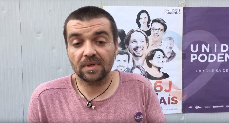 Sergio García Torres reconoce que hay un tráfico ilegal de perros desde protectoras españolas hacia el extranjero