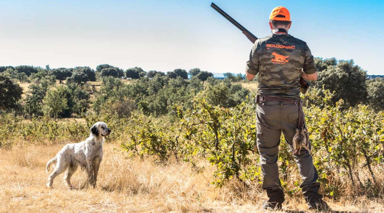 7 productos de Solognac para cazar en media veda que arrasan entre los cazadores