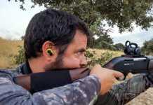 sordera del cazador peltor