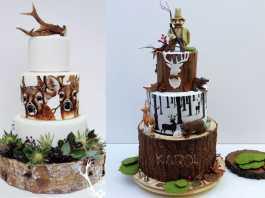 tartas para cazadores