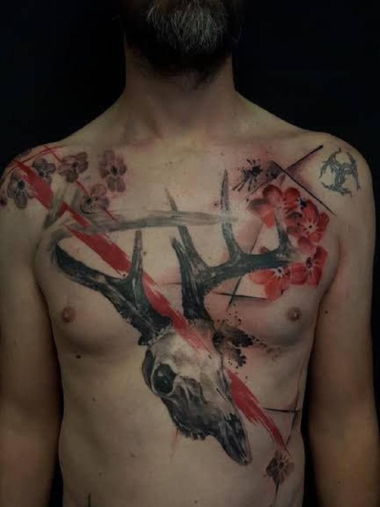 tatuajes de caza-1