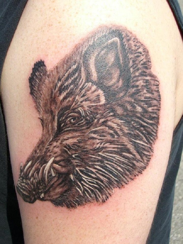 tatuajes de caza-14