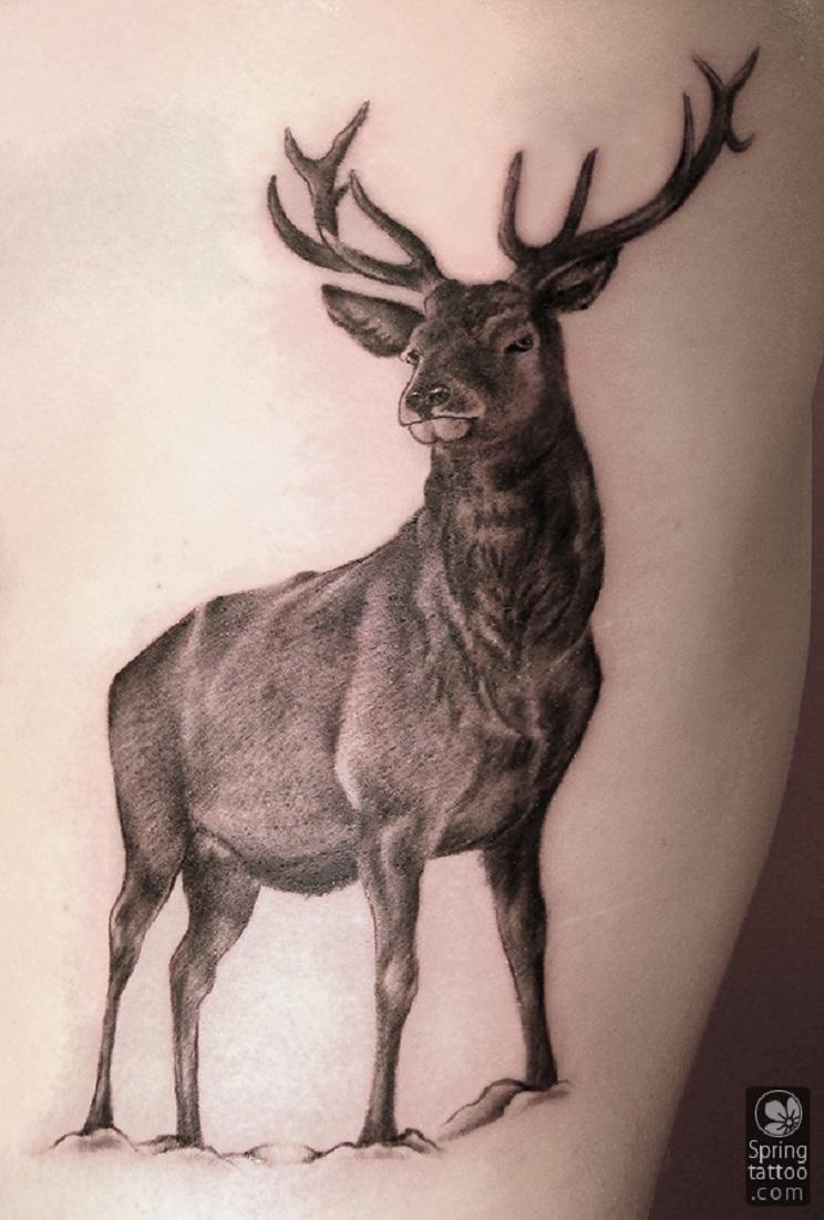 tatuajes de caza-18