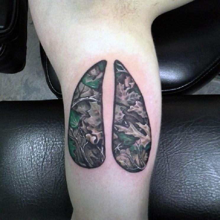 tatuajes de caza-21