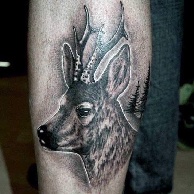 tatuajes de caza-22