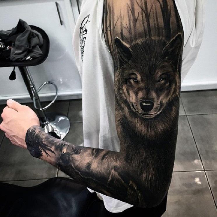tatuajes de caza-24