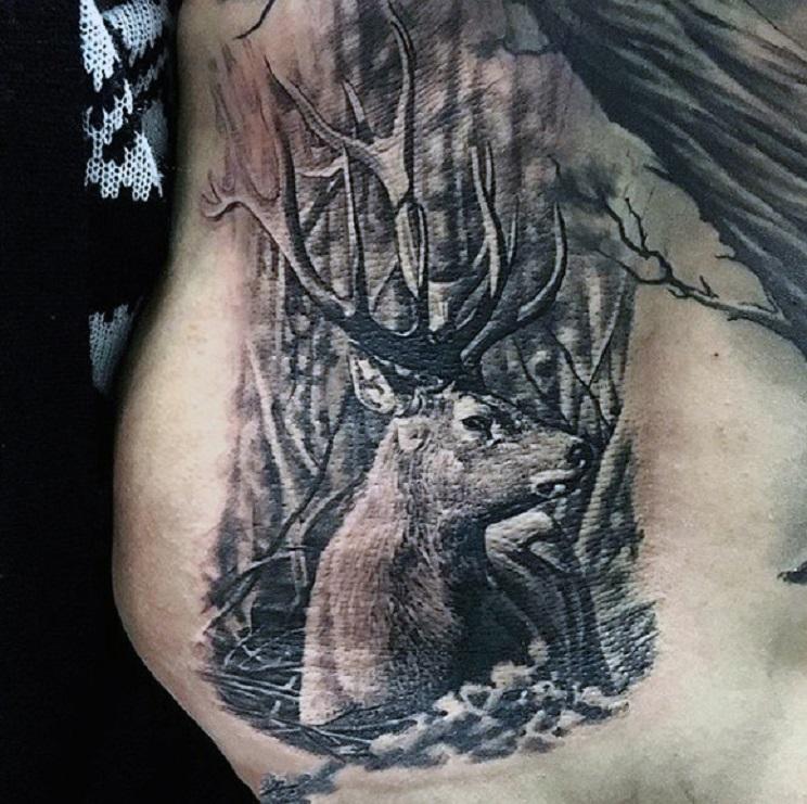 tatuajes de caza-25