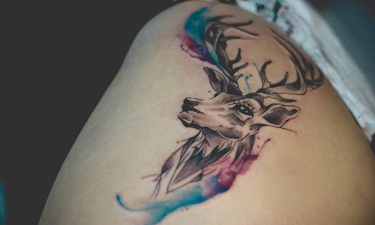tatuajes de caza-28