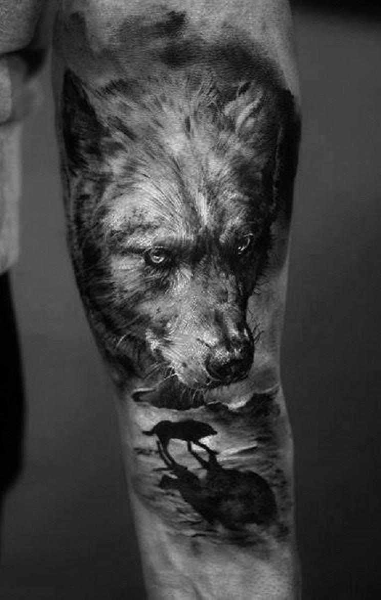 tatuajes de caza-29