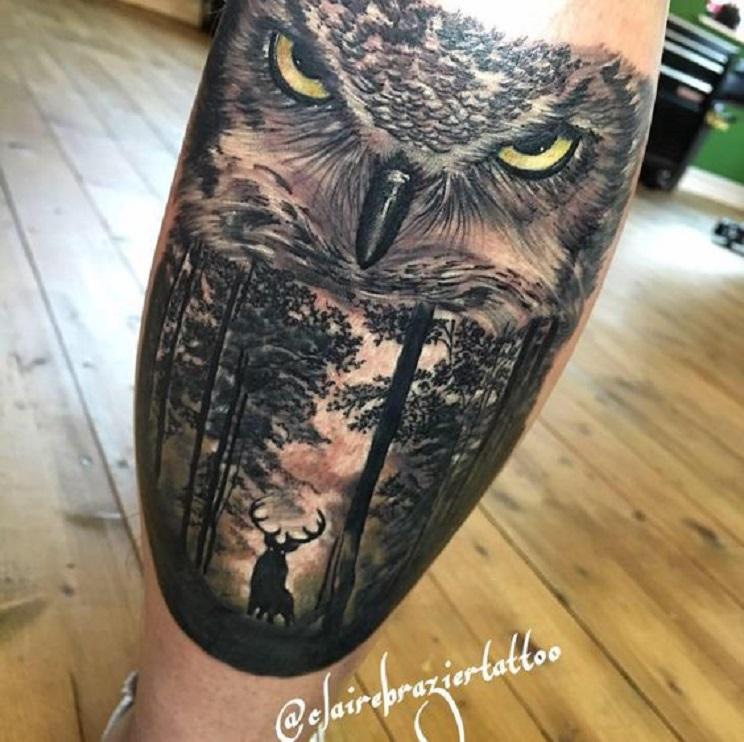 tatuajes de caza-3