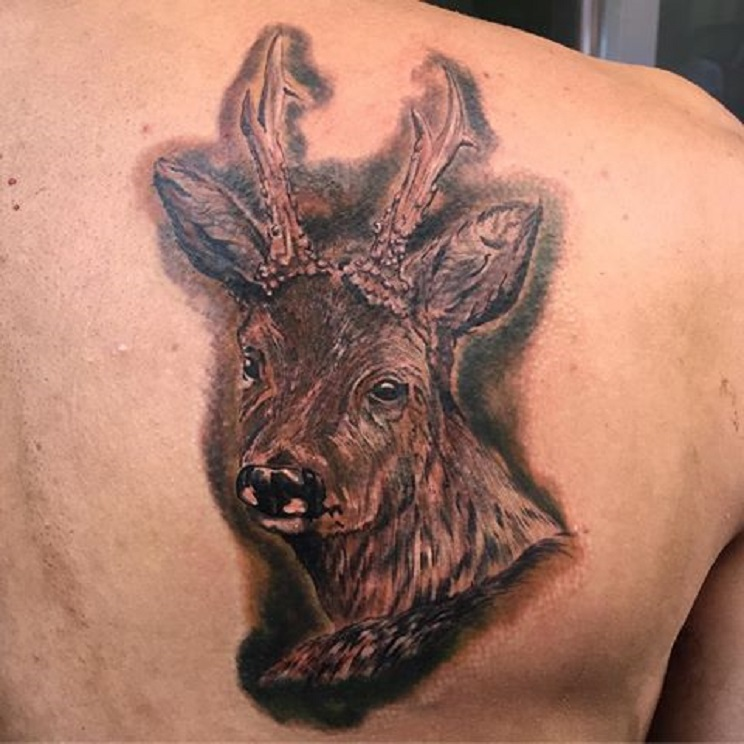 tatuajes de caza-8