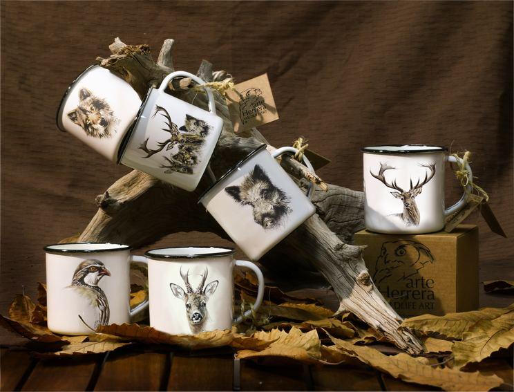 Seis tazas en las que todo cazador querría desayunar
