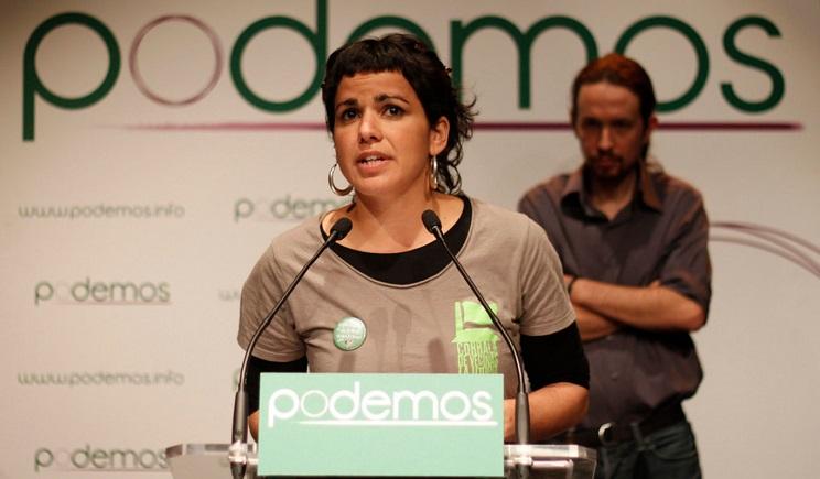 Teresa Rodríguez (Podemos) dice que fomentar la caza entre los niños «es franquismo»