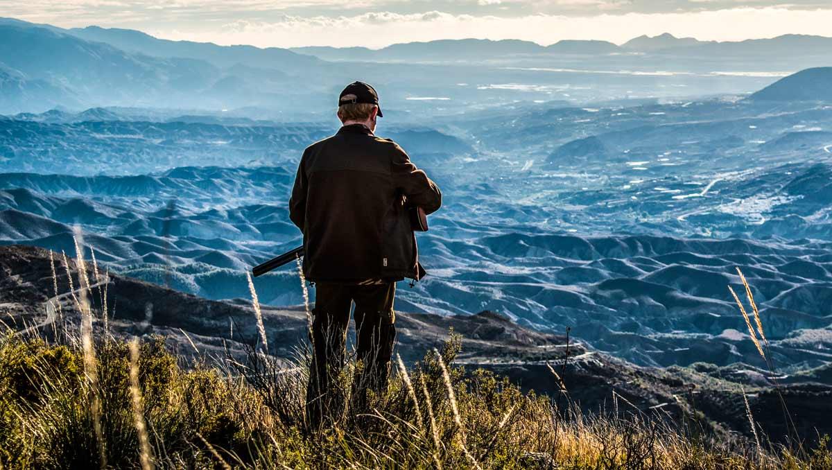 El 87% de la superficie de España es territorio de caza