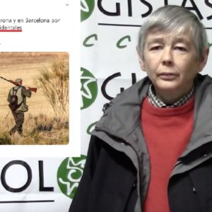Este es el repugnante comentario del ecologista Theo Oberhuber sobre dos cazadores fallecidos por accidente