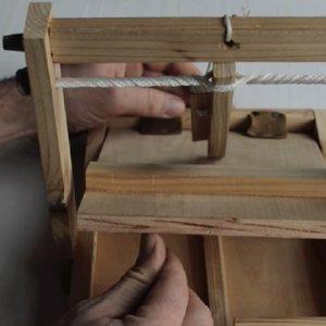 Esta efectiva trampa para ratones data del siglo XV