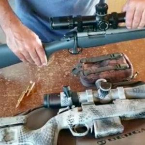 Muchos cazadores desconocen este sencillo truco para cargar el rifle rápidamente