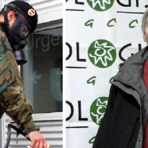Los ecologistas hacen campaña para recortar el presupuesto del ejército (y de la UME) en plena crisis del COVID-19