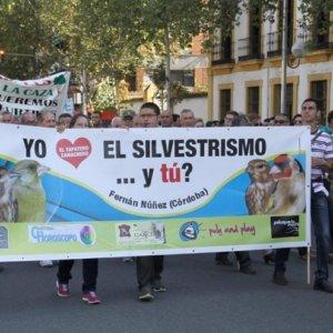 El silvestrismo se ilegalizará en Andalucía este año