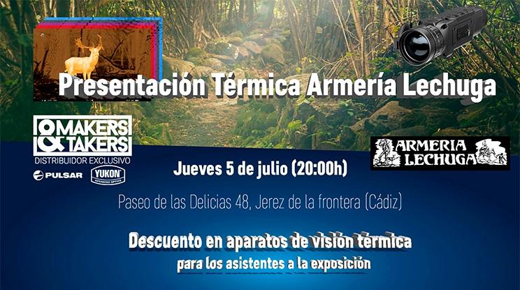 Makers&Takers lleva su visión térmica hasta Cádiz
