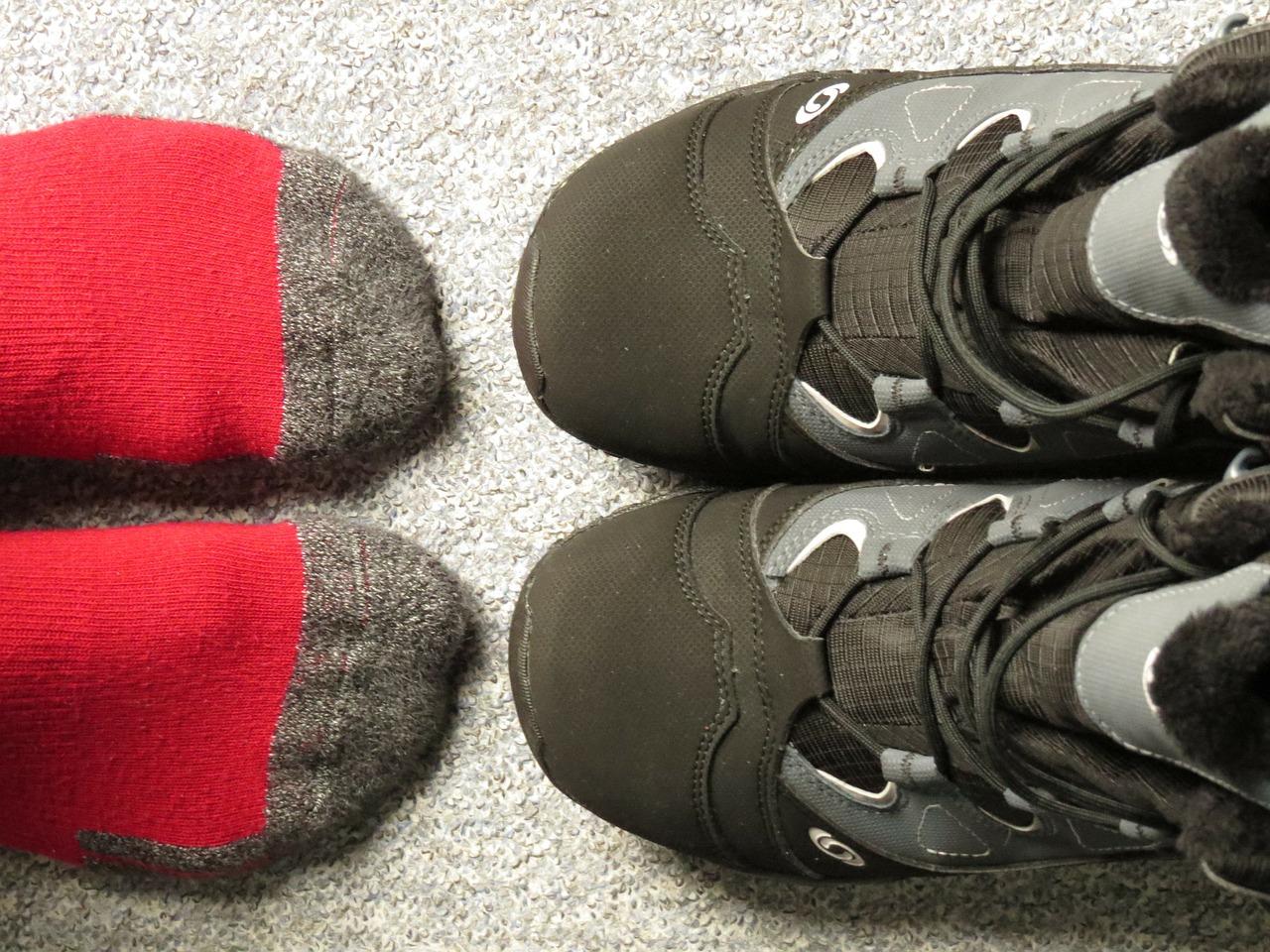 Calcetines cálidos Chiruca para la práctica de la caza en invierno