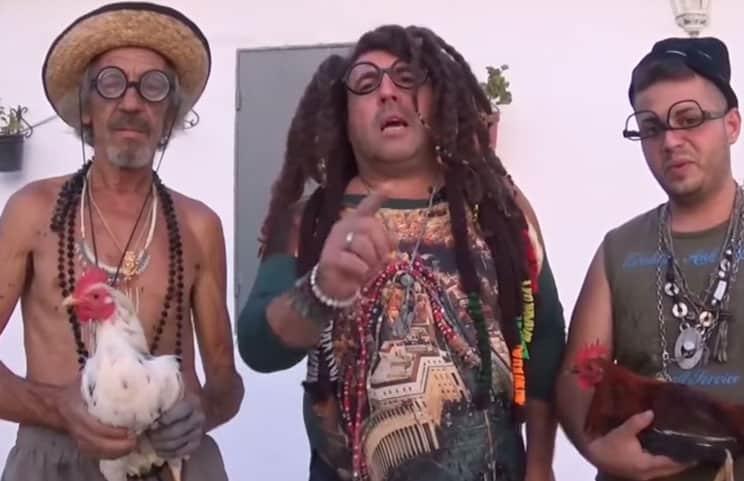 Los humoristas de You Jajaja 'condenan' a los gallos violadores en esta tronchante parodia